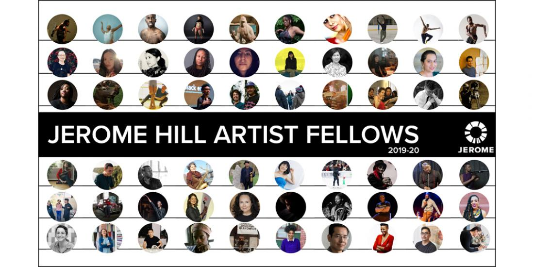 Jerome Hill Artist Fellows banner image
