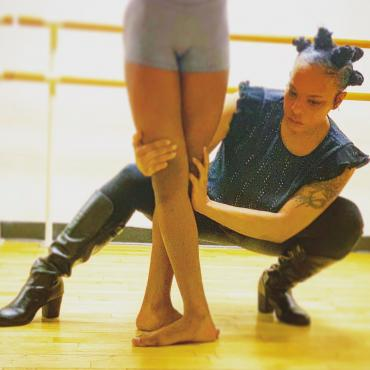 Jamaica, Queens - NY Filmmaker and Dance Instructor, Kerri Edge