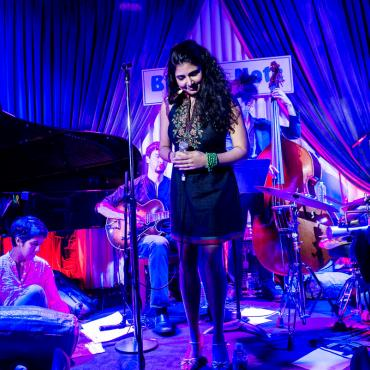 Kavita Shah Group Live at the Blue Note (NYC)