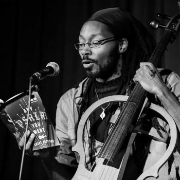 Khary poem and cello