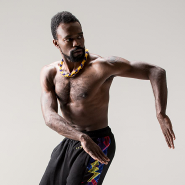 Photo of André M. Zachery - The Afrofuturism Series/Renegade Performance Group