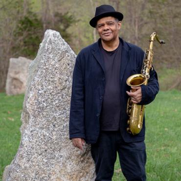 Tony Jones, saxophone and composition