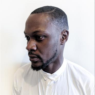 Headshot of artist Onyedika Chuke